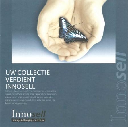 brochure Uw collectie verdient Innosell