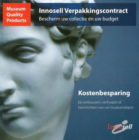 brochure Innosell verpakkingscontract